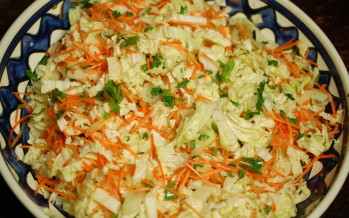 Vietnamese koolsalade