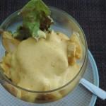 Kipcocktail met ananas