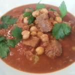 Harira: heerlijke Marokkaanse soep met kikkererwten