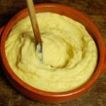 Aligot: Franse aardappelpuree met kaas