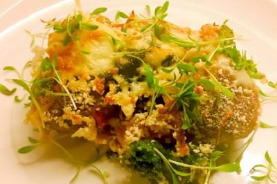 Flower sprouts, bloemspruitjes met kippengehaktballen (3)