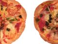 Tortilla pizza; simpel en voor elk wat wils
