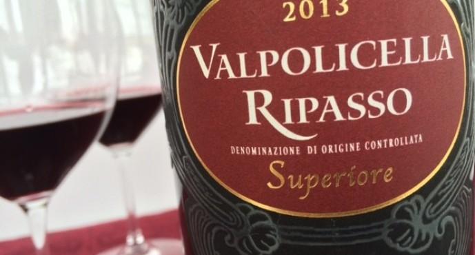 Valpolicella, hartstochtelijk rood