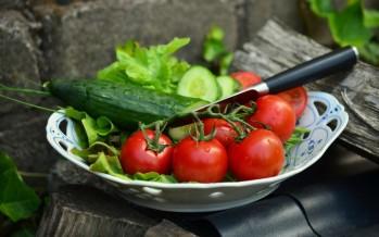 Salades, om het voorjaar te vieren