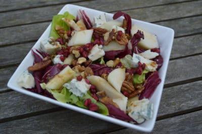 Salade van radicchio