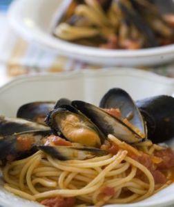 spaghetti-zeevruchten